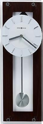 Howard Miller Emmett Contemporary Wall Clock 625-514 – Pendulum, Quartz Movement