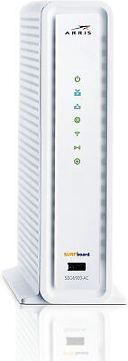 ARRIS SURFboard SBG6900AC-RB DOCSIS 3.0 Cable Modem / AC1900 Wi-Fi Router (Renew