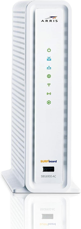 ARRIS SURFboard SBG6900AC-RB DOCSIS 3.0 Cable Modem / AC1900