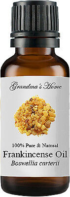 Frankincense Essential Oil - 30 mL - 100% Unadulterated and Natural - Free Shipping