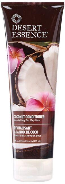 Desert Essence Kokosnuss Haarspülung 237 Ml