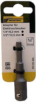 Proxxon 23460 , Adaptador Para Destornillador Eléctrico 1/4
