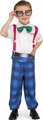 Nerd Boy School Class Geek Cute Fancy Dress Up Halloween Toddler Child - Nerd Kid Halloween Costumes