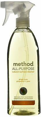 Method All Purpose Natural Surface Cleaning Spray - 28 oz - Ginger (Method All Purpose Natural Surface Cleaning Spray)