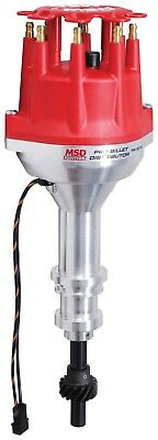- MSD Ignition 8578 Pro-Billet Small Cap Distributor Ford 351W Requires MSD Box