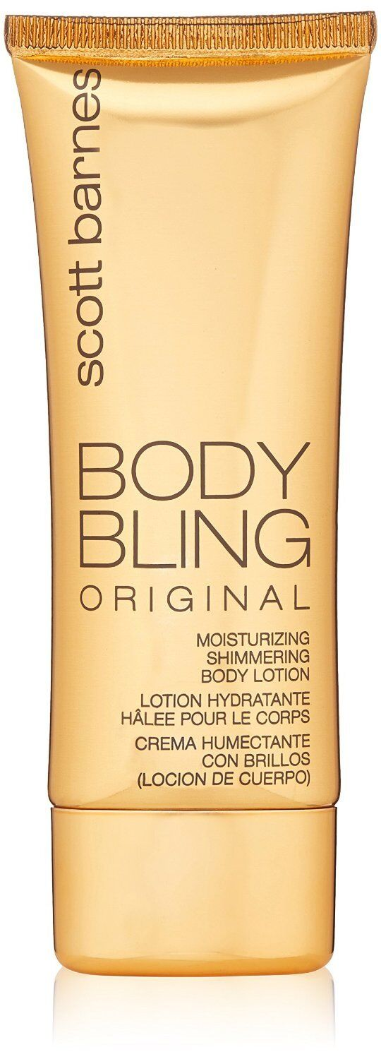 Scott Barnes Body Bling - Platinum, 4 fl. oz.