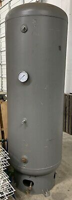 Manchester Tank Model 302428 Vertical Air Receiver 240 Gallons Used