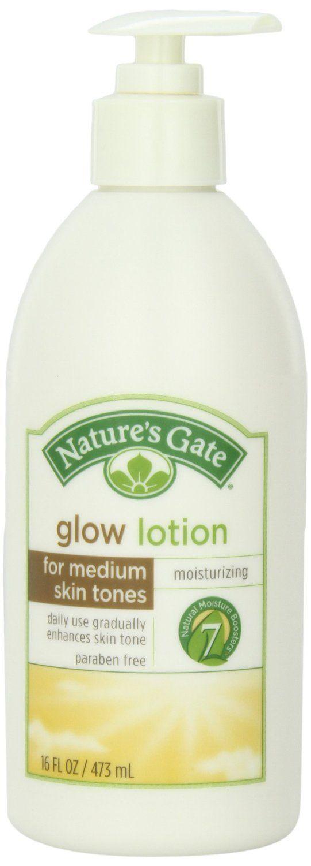Nature S Gate Glow Lotion Dark