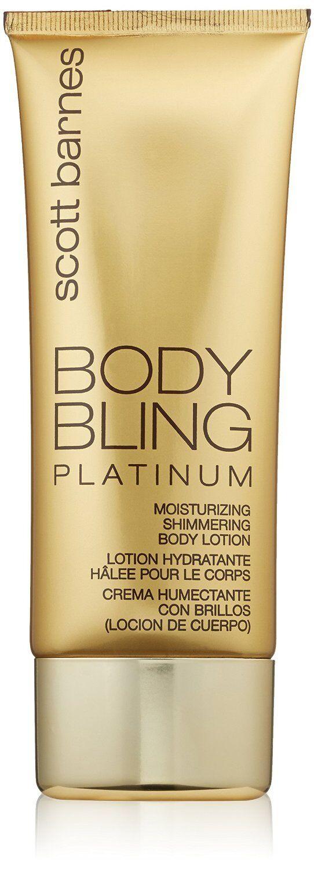 Scott Barnes Body Bling - Platinum 4 Oz 120 Ml