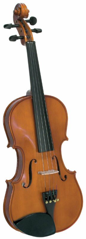 Cremona 3/4 Size SV-75 VIOLIN OUTFIT. Ideal school Violin. From Hobgoblin Music