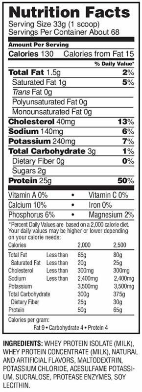 Muscle Milk Whey Protein Powder, Protein,