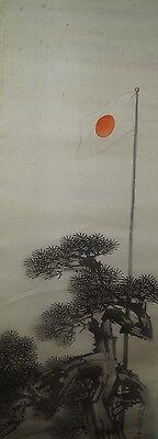 Rollbild Japan Gemälde Bild Kakemono Makuri Kakejiku Scroll Asia 349