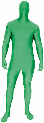Green Morphsuit for Adults size Medium M-Suit New by Original - Green Morph Suit