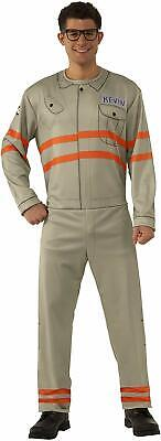 Kevin Up Costume (Kevin Ghostbusters Jumpsuit Ghost Hunter Fancy Dress Up Halloween Adult)
