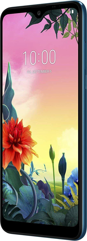 LG K50S 32GB moroccan blue 3 GB RAM Android Smartphone Handy ohne Vertrag