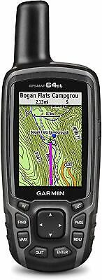 Garmin GPSMAP 64st Handheld GPS 010-01199-20, Excellent