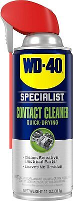 Specialist Electrical Contact Cleaner Spray - Electronic Electrical Equipment