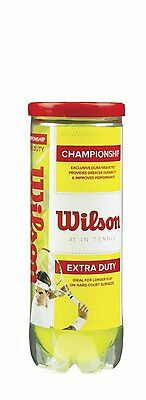 Wilson® Championship Extra-Duty Tennis Balls - Can