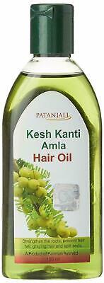 Patanjali Kesh Kanti Amla Pelo Aceite 100ml Aryuvédico Tratamiento de Hierbas