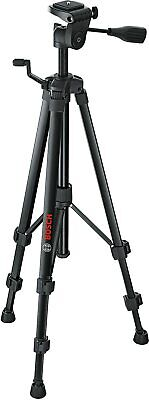 Bosch Compact Tripod Line Point Measures Laser Level Adjustable Steady Aluminium