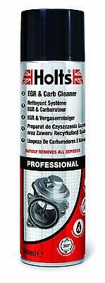 HOLTS EGR VALVE CLEANER CARB CARBURETTOR CLEANING SPRAY AIR PETROL DIESEL 500ml