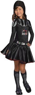 Mädchen Star Wars Darth Vader Tv Buch Film - Star Wars Darth Vader Kostüm Kleid