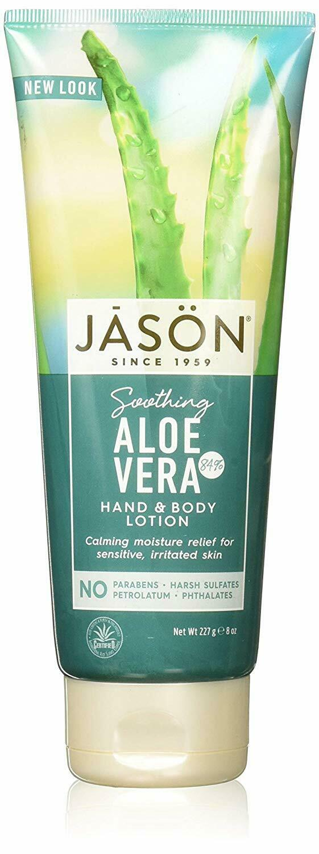 Jason Hand And Body Lotion Aloe Vera - 8 Fl Oz