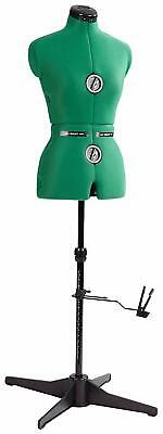 Sew You Dressform With Tripod Stand Adjustable Up To 63 Shoulder Height Small