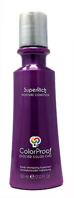BEST DEAL! ColorProof SuperRich Moisture Conditioner 2.0 oz - Travel (Best Moisturizing Conditioner)