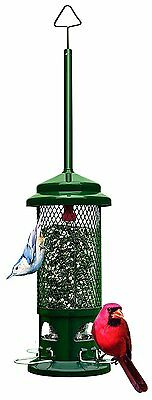 Squirrel Proof Buster Standard Wild Bird Feeder Weight Adjustable Easy Fill NEW