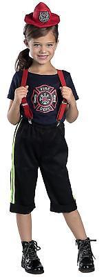 Princess Paradise Firefighter Bridget DRESS UP Costume Child Large (10)](Firefighter Dress Up)