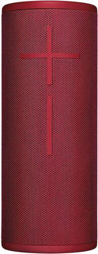 Ultimate Ears Boom 3 Portable Bluetooth Wireless Speaker red