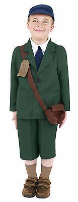 Smiffy Boys World War Evacuee Fancy - Evacuee Fancy Dress Kostüme