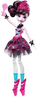 Mattel Monster High Draculaura BALLERINA GHOULS FKP61 (Ghouls Monster High)
