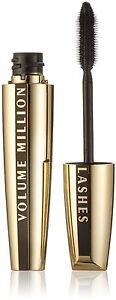 L'Oreal Paris Volume Million Lashes Mascara Black 9ml Gold Case