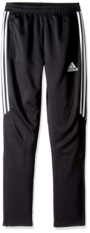 Adidas Youth Soccer Tiro 17 Training Pants, Ventilated For K