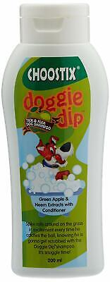 Choostix Dog Shampoo Tick and Flee, 200 ML