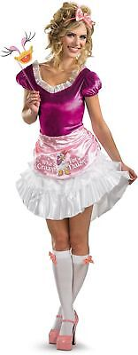 Cute Adult Daisy Duck Costume Disney (E)