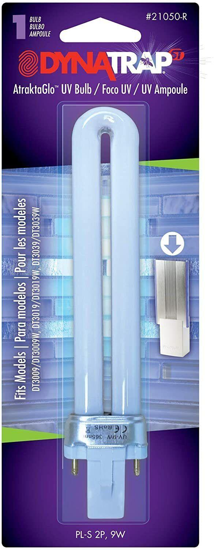 DYNATRAP 21050 Replacement Bulb,Ultraviolet, 9W - AUTHORIZED