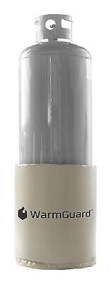 Warmguard Wg100 Insulated Band Style Gas Cylinder Warmer - Propane Heater New