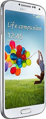 Samsung Galaxy S4 GT-I9505 16GB White Android Smartphon Handy 4G LTE NEU & OVP