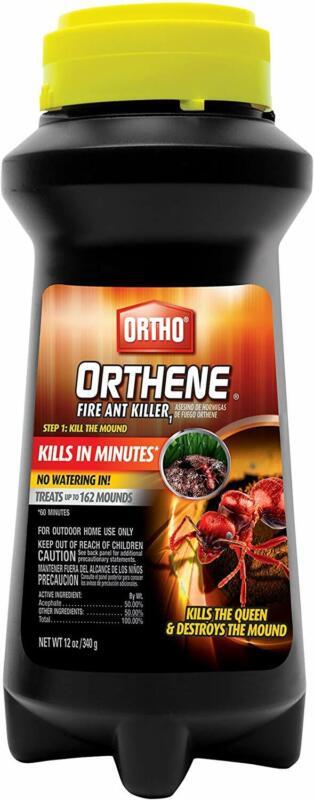 Ortho Orthene Fire Ant Killer1, 12 oz. - No Watering  Residu