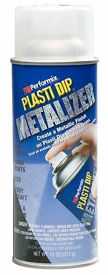 Performix Plasti Dip 11210 Enhancer Silver Metalizer 11 Oz. Aerosol Cans 4-pack