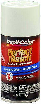 Dupli-Color EBHA09787 Taffeta White Honda Perfect Match Automotive Paint - 8 ...