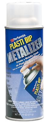Performix Plasti Dip 11210 Enhancer Silver Metalizer 11 Oz. Aerosol Cans 2-pack