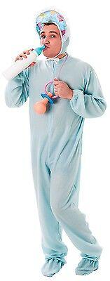 Hirsch Kostüm Halloween (Erwachsene Herren Groß Baby Schlafanzug Hirsch Do Halloween Kostüm Kleid Outfit)