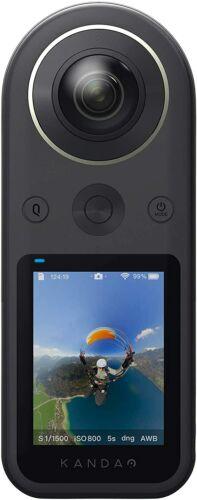 Kandao QooCam 8K World's First Pocket 8K 360 Camera 4k 360 Live