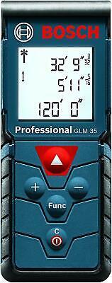 Bosch Compact Laser Distance Measure 120-feet Glm 35