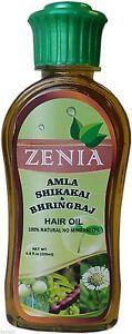 Zenia Amla Shikakai Bhringraj (Maka) Hair Oil 200ml