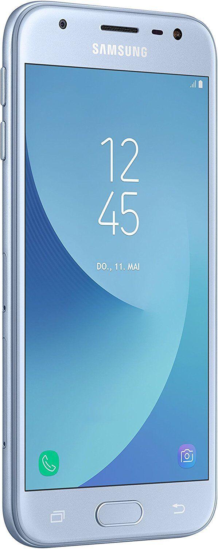 Samsung Galaxy J3 Smartphone (12,67 Cm (5 Zoll) Display, 16 Gb Speicher, Android 7.0) Blau 18